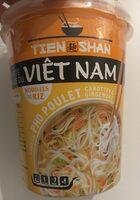 Vietnam Pho Poulet - Produit - fr