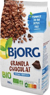 Granola Chocolat - Producto - fr