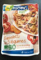 Cappelletti aux 5 légumes - Produit - fr