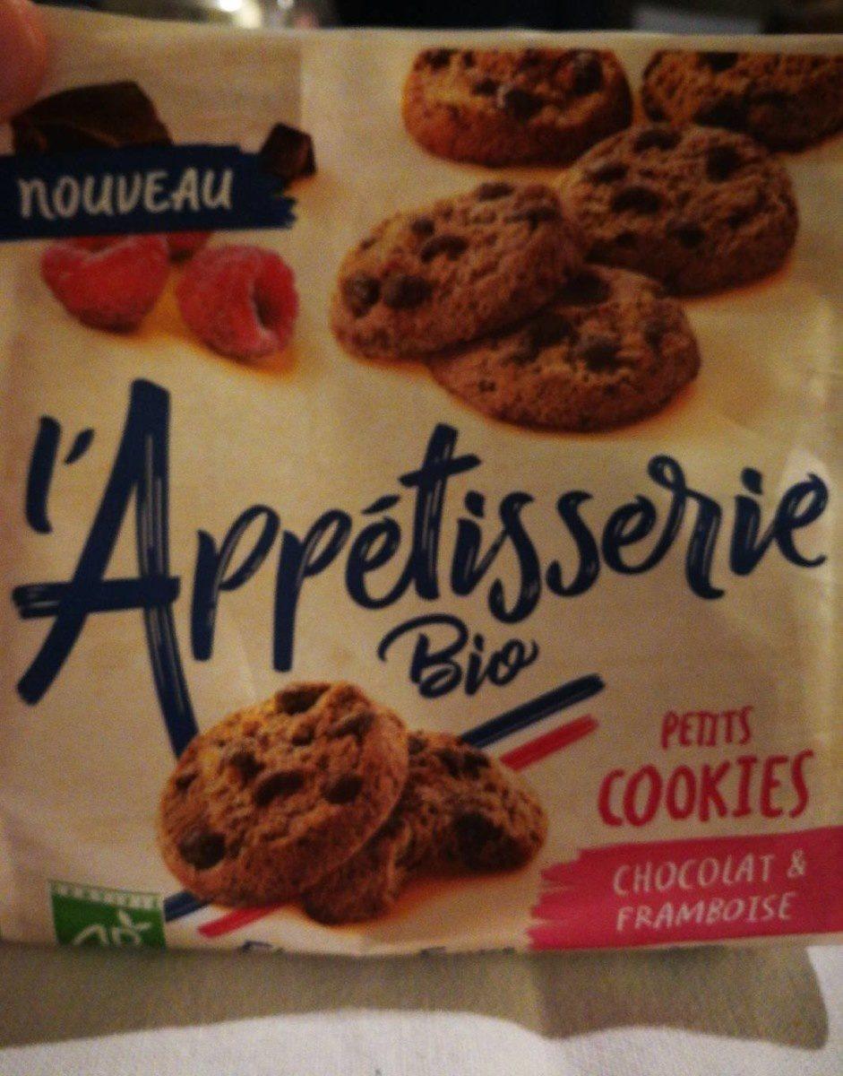 Petit cookies chocolat framboise - Product