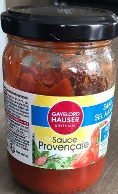 Sauce provençale - Prodotto - fr