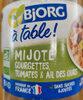 Mijoté courgettes, Tomates et ail des Ours - Produit