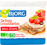 Tartines croustillantes Seigle Sésame - Prodotto - fr