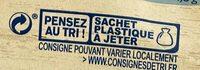 Tartines croustillantes Seigle Sésame - Istruzioni per il riciclaggio e/o informazioni sull'imballaggio - fr