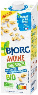 Boisson Avoine Sans Sucres - Product - fr