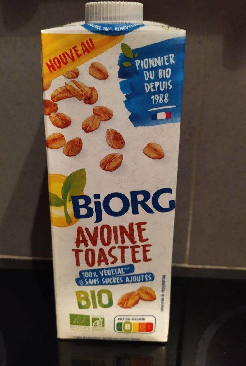 Lait d'avoine toastée - Prodotto - en