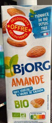 Boisson Amande - Produit - fr