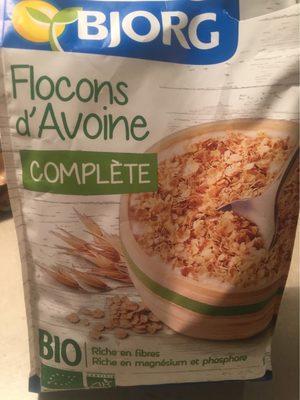 Flocons d'avoine complete - Produit - fr
