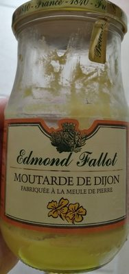 Moutarde Fallot - Product