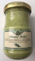 Moutarde verte a l'estragon - Produit - fr