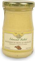 Moutarde de Dijon au vin blanc - Prodotto - fr