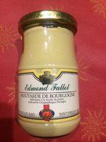 Moutarde de Bourgogne IGP - Product - en