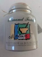 Moutarde de Bourgogne - Product - fr