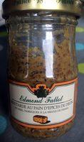 Moutarde au pain d'épices - Product - fr