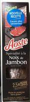 Spécialité à la Noix de Jambon - Product