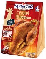 Le poulet du rôtisseur spécial micro ondes - Produit - fr