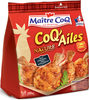 Coq ailes Nature 250g - Product