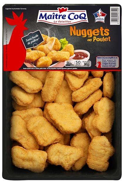 Nuggets de poulet 1kg - Produkt
