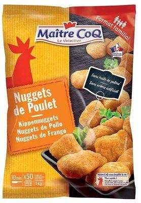 Nuggets de poulet 1 kg - Product - fr