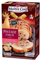 Pintade farcie aux airelles et au foie gras de canard - Product