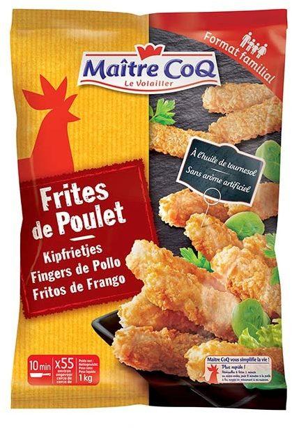 Frites de poulet 1kg - Prodotto - fr