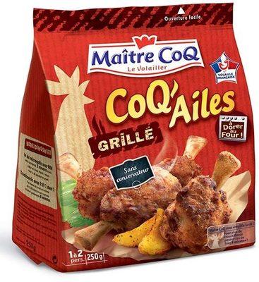 Coq ailes grillé - Product
