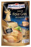 Sauce Foie Gras Armagnac - Produit - fr