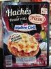 Hachés de Poulet rôtis façon Pizza - Product