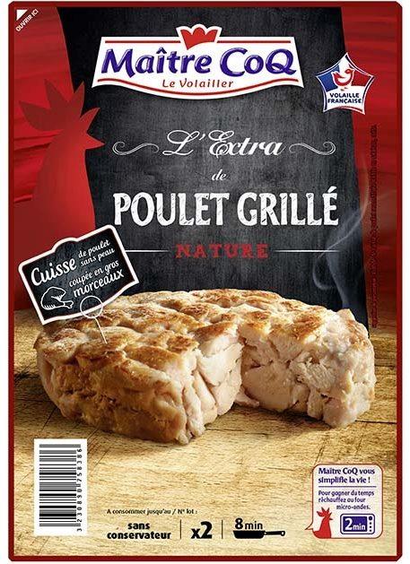 L'Extra de Poulet Grillé Nature - Product - fr