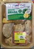 Morceaux choisis de Poulet recette Brasil - Product