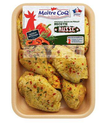 Morceaux choisis de poulet recette russe - 4
