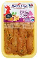 Aiguillette de dinde recette Indian curry - Product - fr