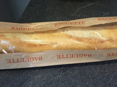 Baguette - Ingredienti - fr