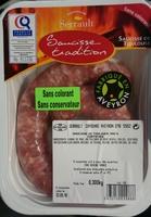 Saucisse de Toulouse Tradition - Product - fr