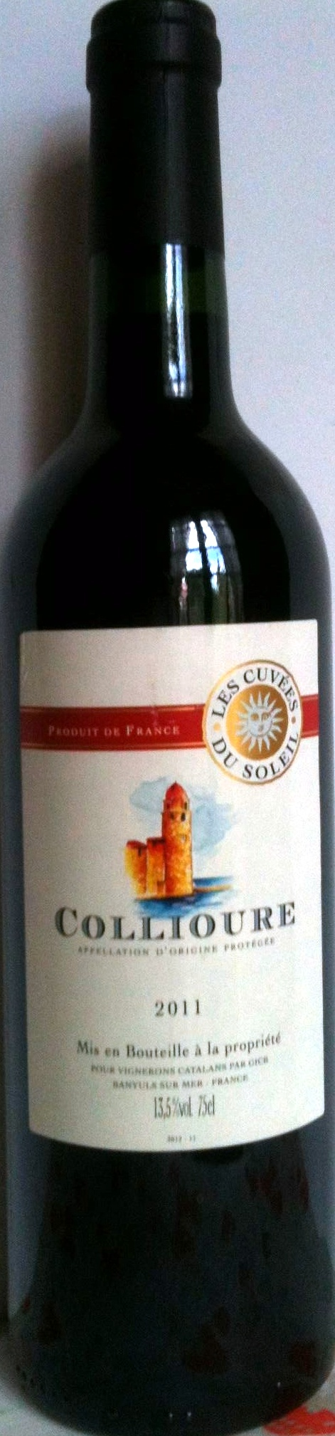 Collioure 2011 - Product