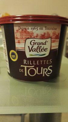 Rillettes de Tours - Produit - fr