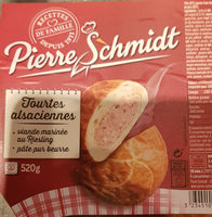 Tourte alsacienne à la viande - Produto - fr