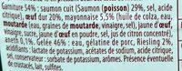 aspic - Ingrédients - fr