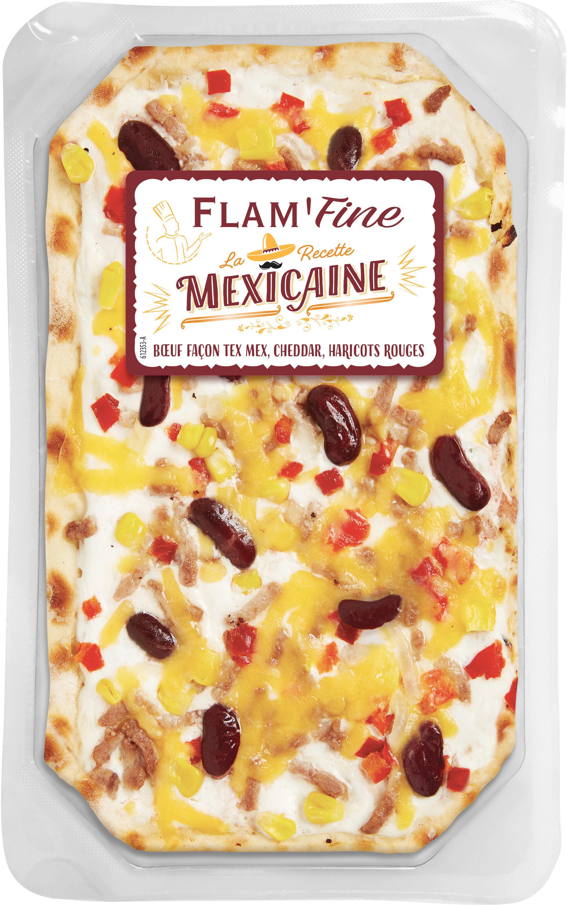 Flammenkuche mexicaine - Produit - fr