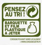 Croissant au poulet et cheddar - Instruction de recyclage et/ou informations d'emballage - fr