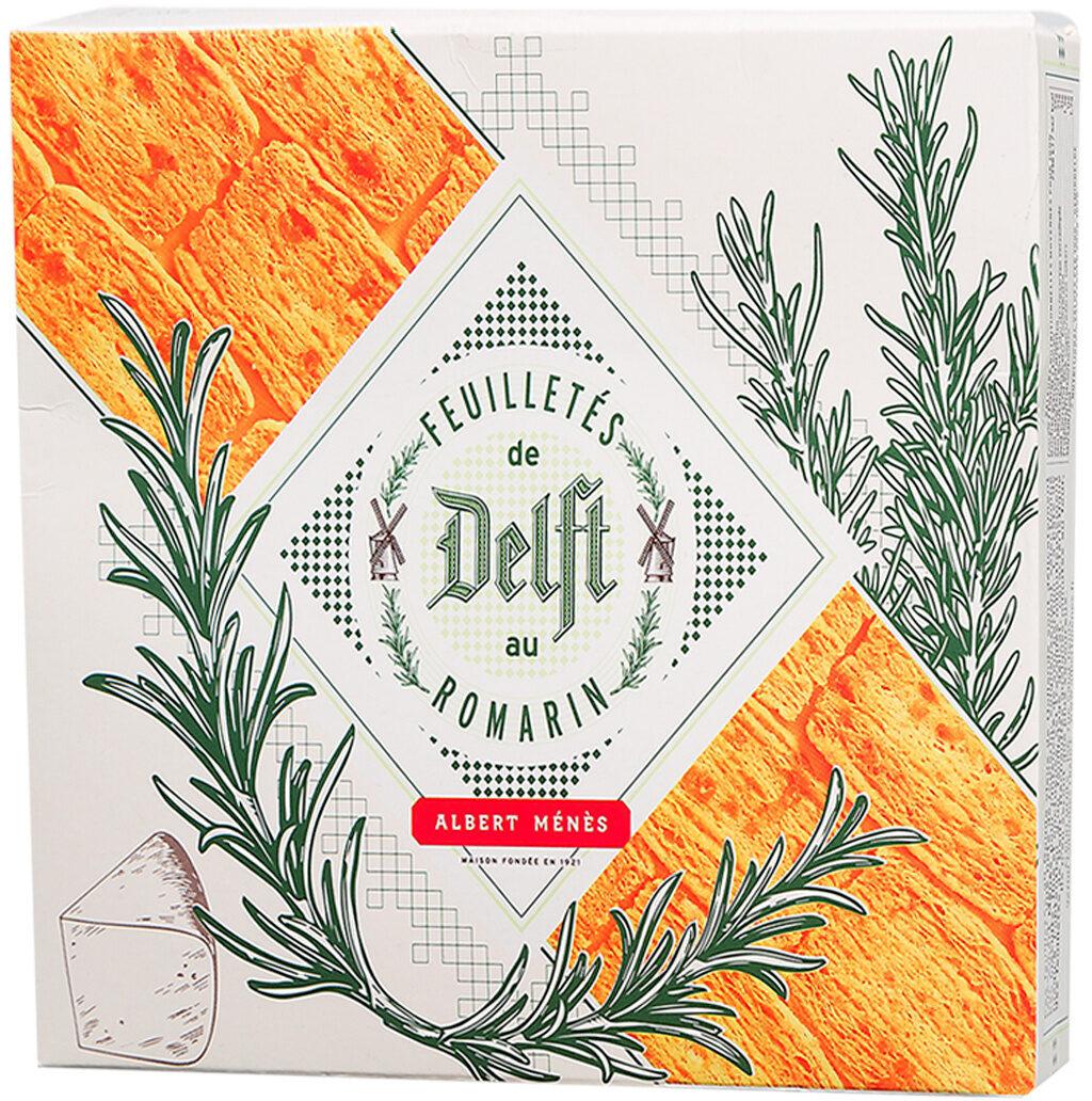 Feuilletés de Delft au Romarin - Produit - fr