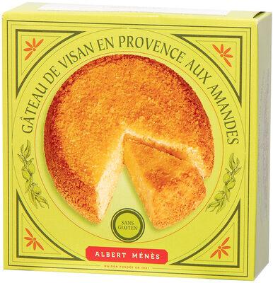 Gâteau de Visan en Provence aux Amandes - Produit - fr
