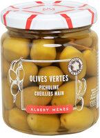 Olives Vertes Picholine - Produit - fr