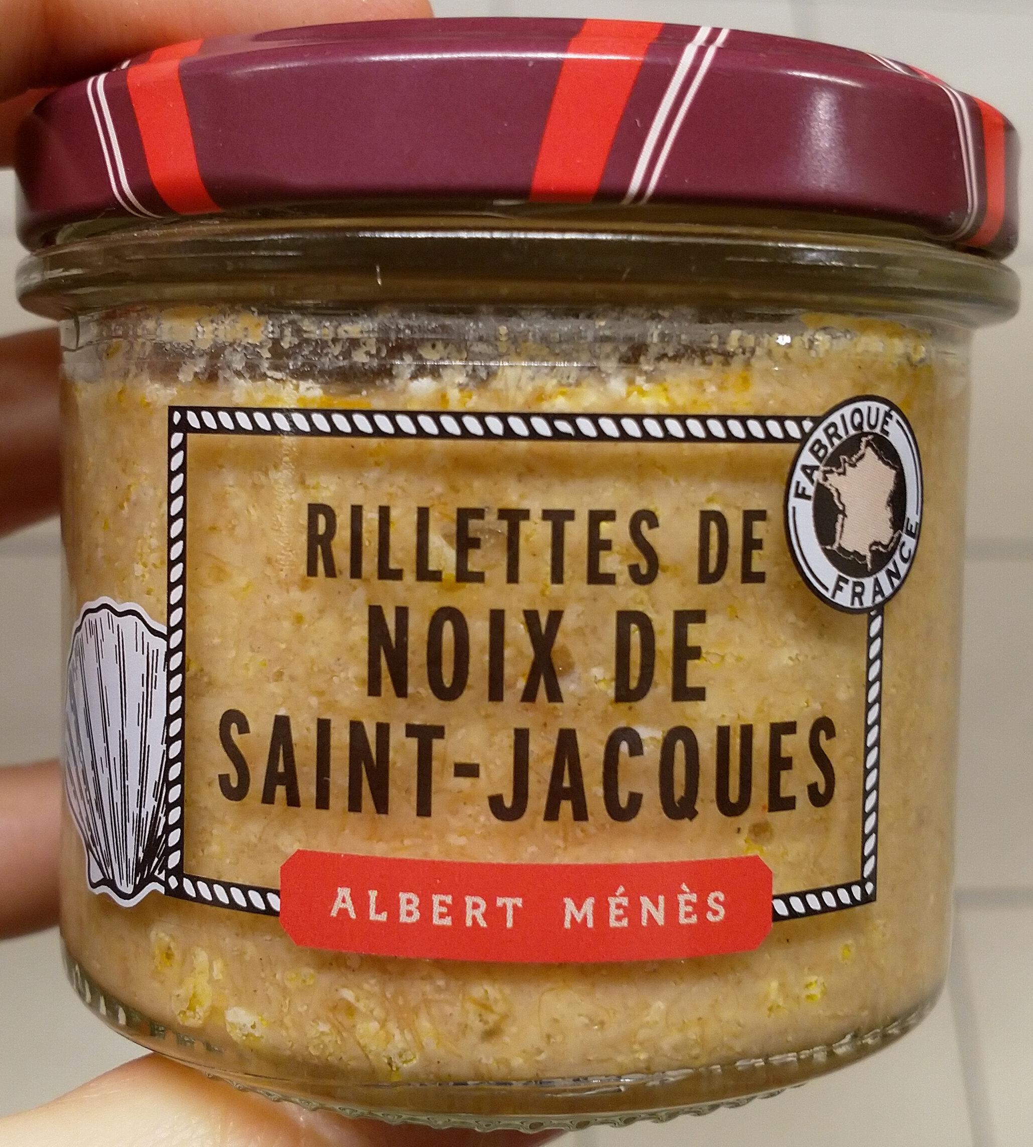 Rillettes de Noix de Saint-Jacques - Produit - fr