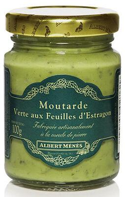 Moutarde Forte aux Feuilles d'Estragon - Produit - fr
