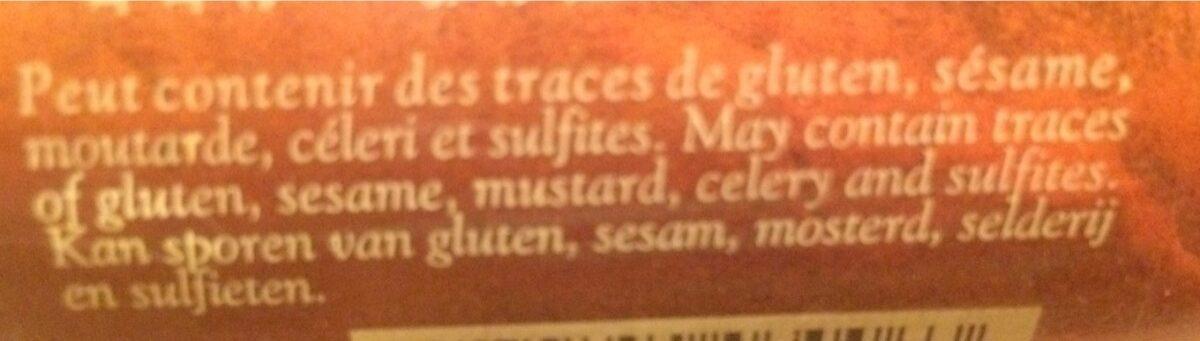 Paprika précieux doux - Ingrédients - fr