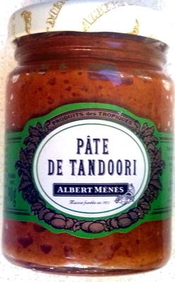 Pâte de tandoori - Product - fr