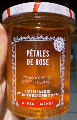 Confit de pétales de rose de Provence - Prodotto - fr