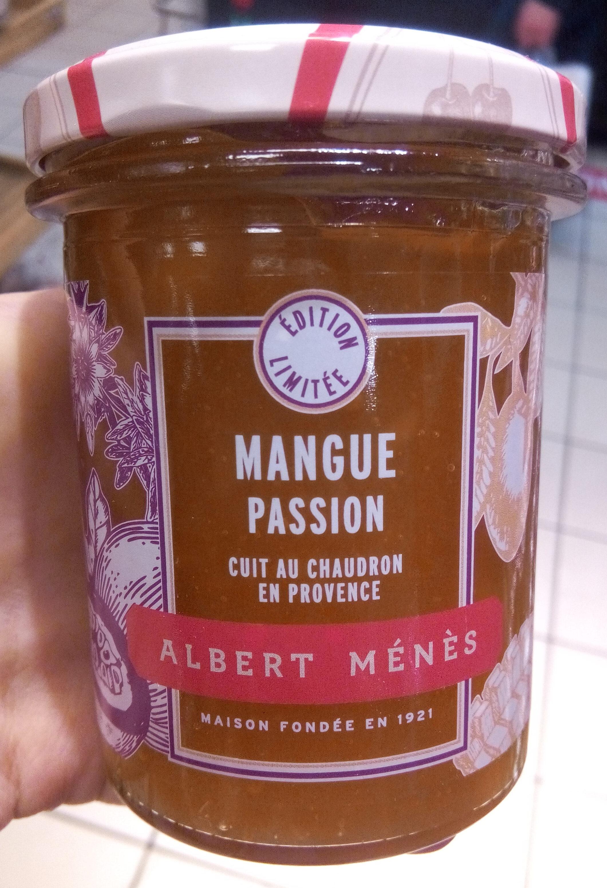 Mangue passion - Product