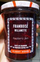 Framboise Willamette - Produit - fr